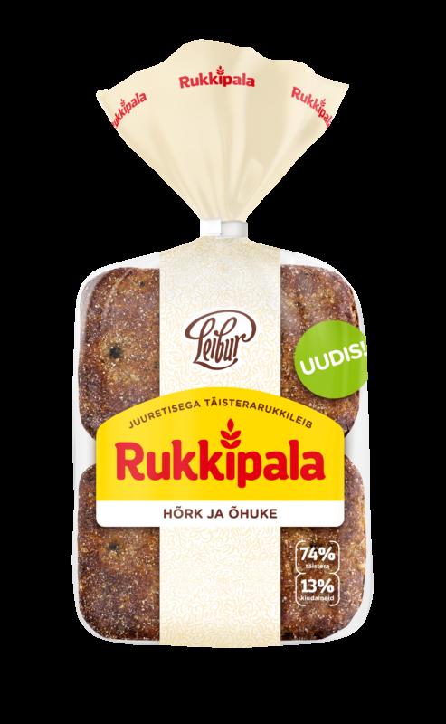 Leiburi Rukkipala Hõrk ja õhuke UUS!