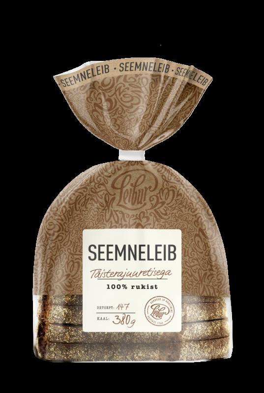 Leiburi Seemneleib täisterajuuretisega UUS!